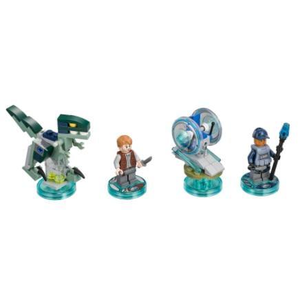 LEGO Dimensions 71205 Team Pack: Jurassic World