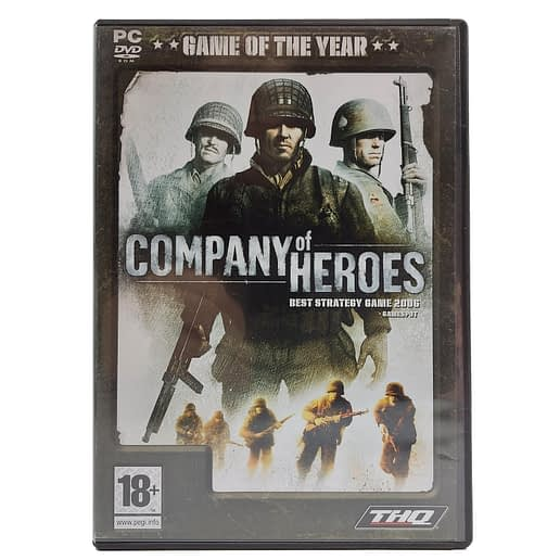Company of Heroes till PC