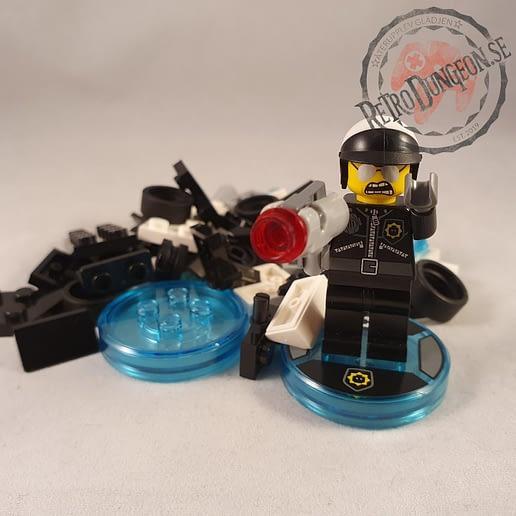 Bad Cop 71213 Lego Dimensions Fun Pack