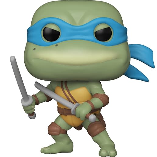 Funko Pop Teenage Mutant Ninja Turtles Leonardo