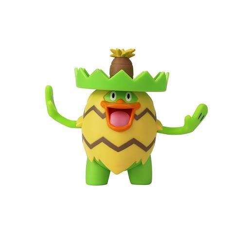 Pokemon Battle Feature Ludicolo