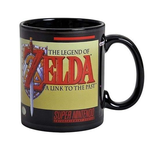 Super Nintendo The Legend of Zelda Mugg