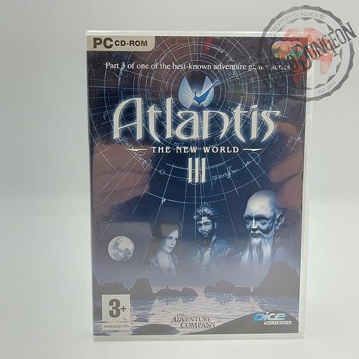 Atlantis III The New World