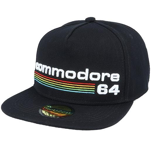 Commondore 64 Rainbow Keps med Snapback