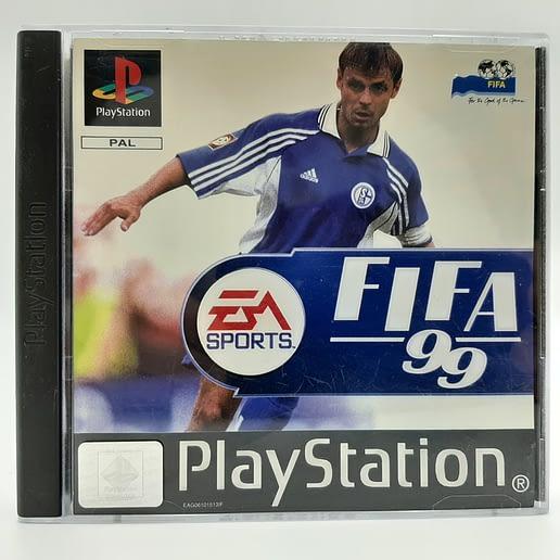 FIFA 99 till Playstation 1 PS1