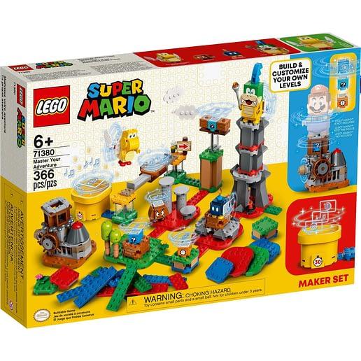 Lego Super Mario 71380 Maker Set