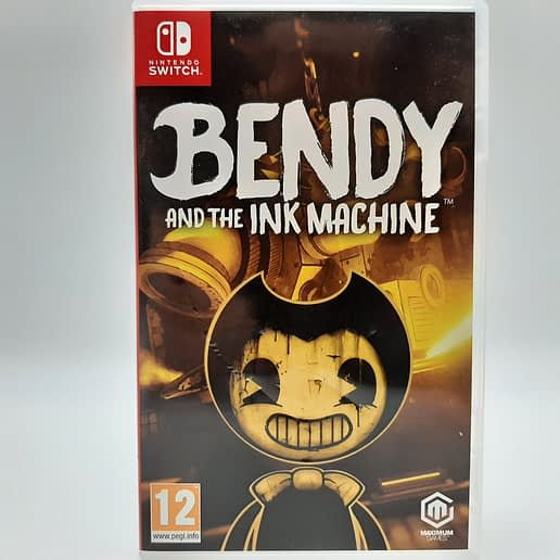 Bendy and the Ink Machine till Nintendo Switch