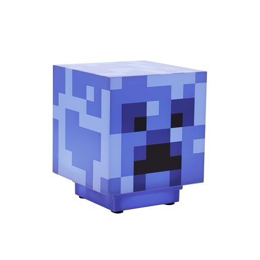 Minecraft Creeper Light Lampa