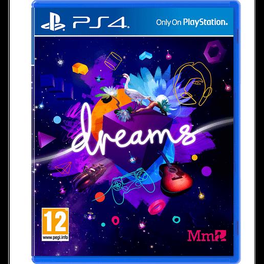 Dreams till Playstation 4