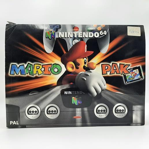 Nintendo 64 Mario Pak