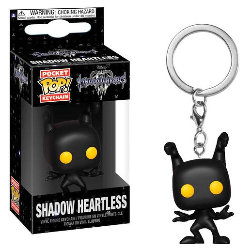 Pocket POP Disney Kingdom Hearts 3 Shadow Heartless Nyckelring