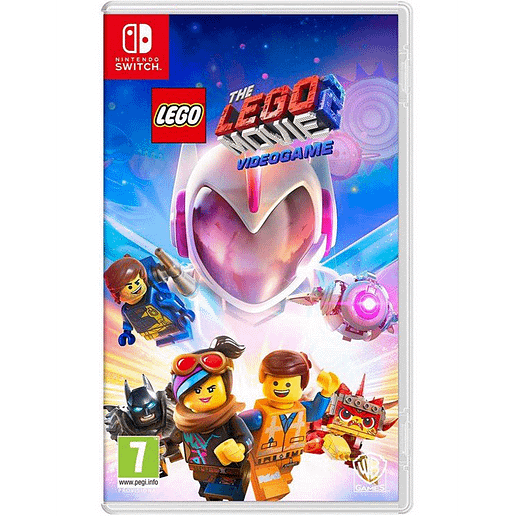 Lego the Movie 2: The Videogame