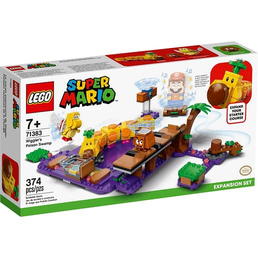 LEGO Wigglers Poison Swamp Expansion Set