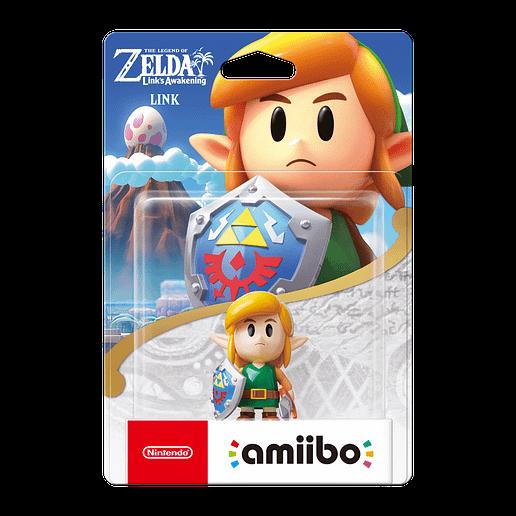 amiibo The Legend of Zelda Link