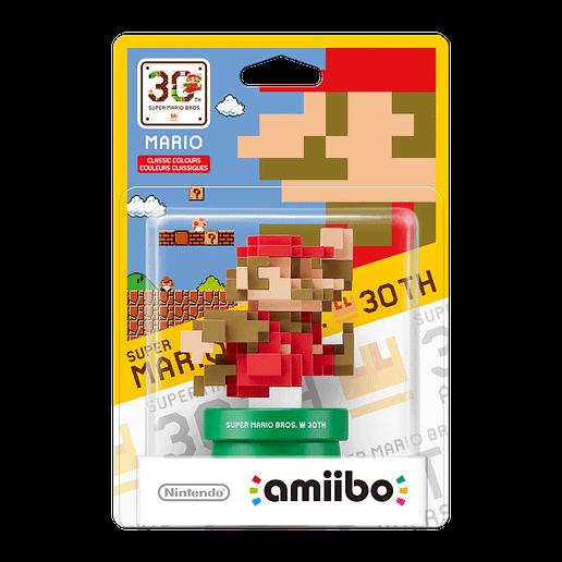 amiibo Mario 30th Anniversary Mario (Classic Colours)