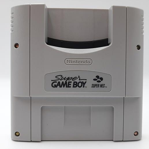 Super Game Boy till Super Nintendo SNES
