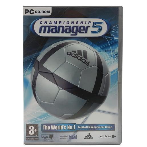 Championship Manager 5 till PC