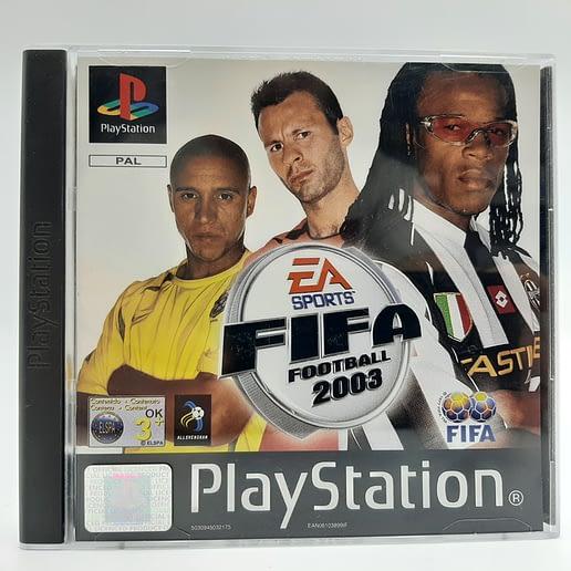 FIFA Football 2003 till Playstation 1 PS1