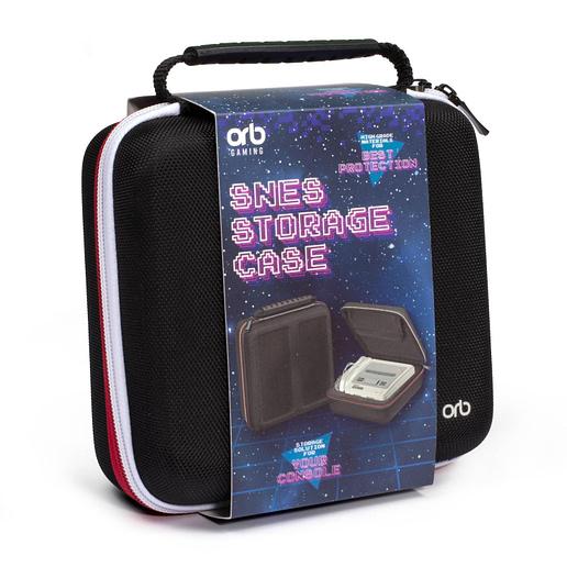 Förvaringsväska till SNES Classic Mini