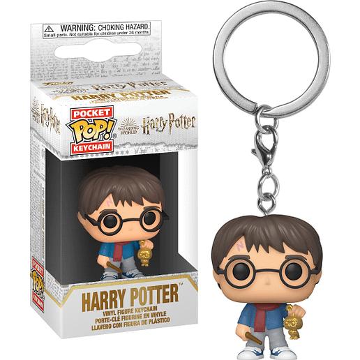 Pocket POP Harry Potter Holiday Harry Nyckelring