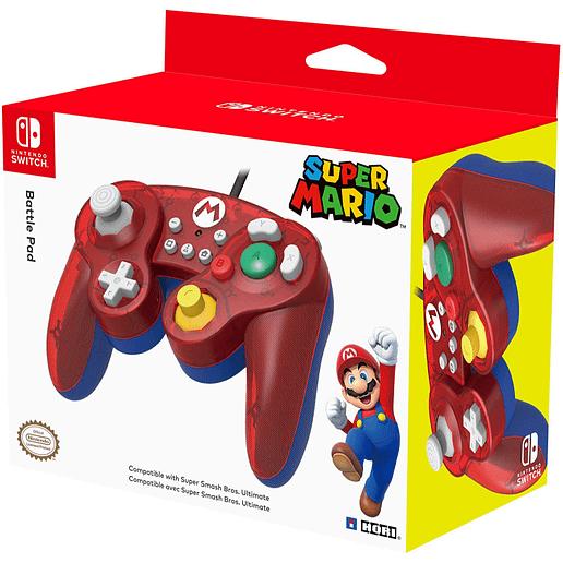 Super Smash Bros Gamepad Mario