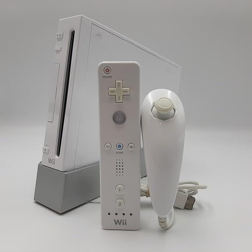 Wii Basenhet RVL-001 Vit