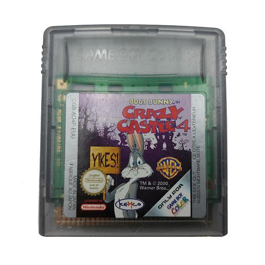 Bugs Bunny Crazy Castle 4 till Nintendo Gameboy Color