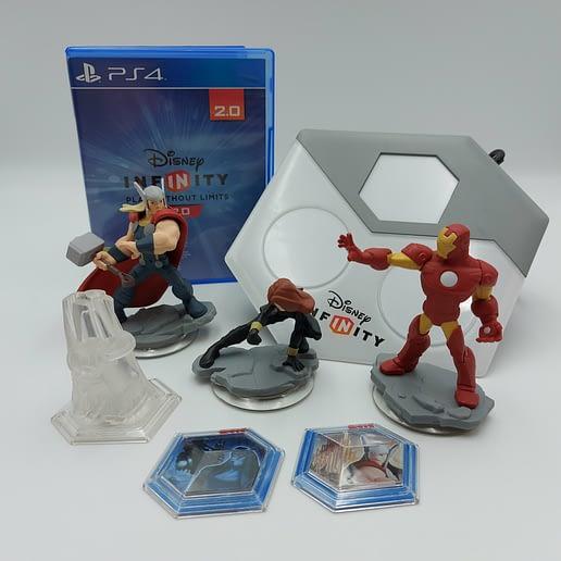 Disney Infinity 2.0 Startpaket PS4