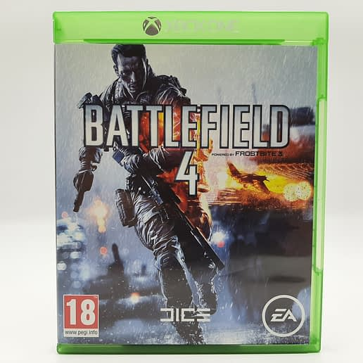 Battlefield 4 till Xbox One