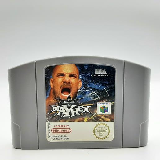 Mayhem till Nintendo 64