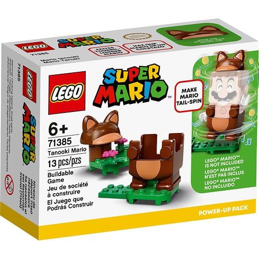 Lego Super Mario 71385 Tanooki Mario Power Up Pack