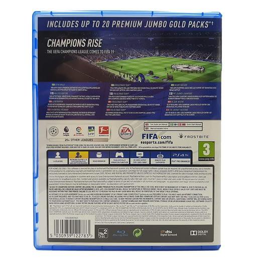 FIFA 19 till Playstation 4