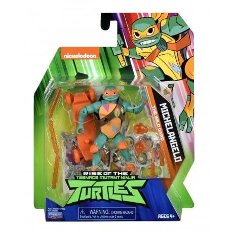 TMNT Rise of the Teenage Mutant Ninja Turtles Michelangelo