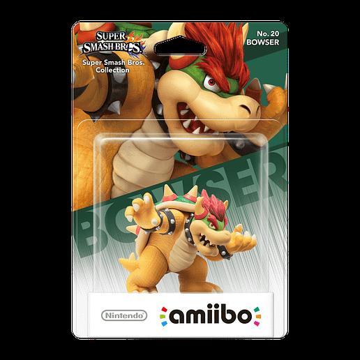Amiibo Super Smash Bros Bowser