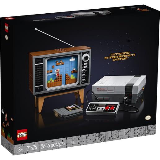 Lego 71374 Nintendo Entertaiment System
