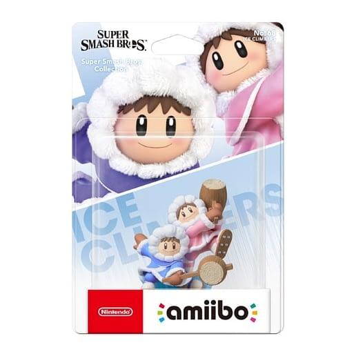 amiibo Super Smash Bros Ice Climbers No 68