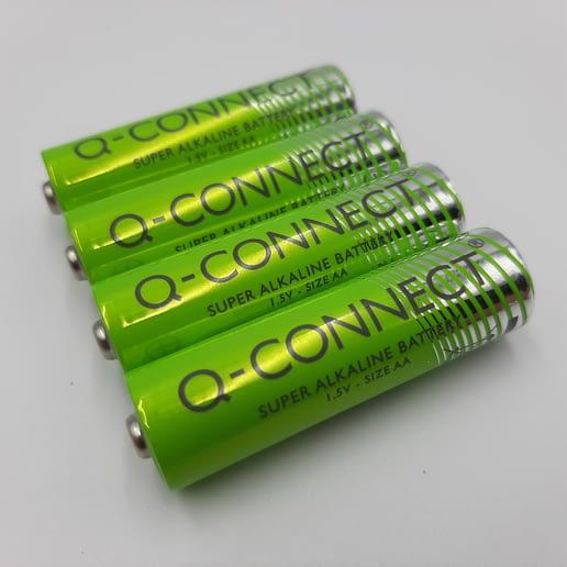 Batteri AA 4-pack