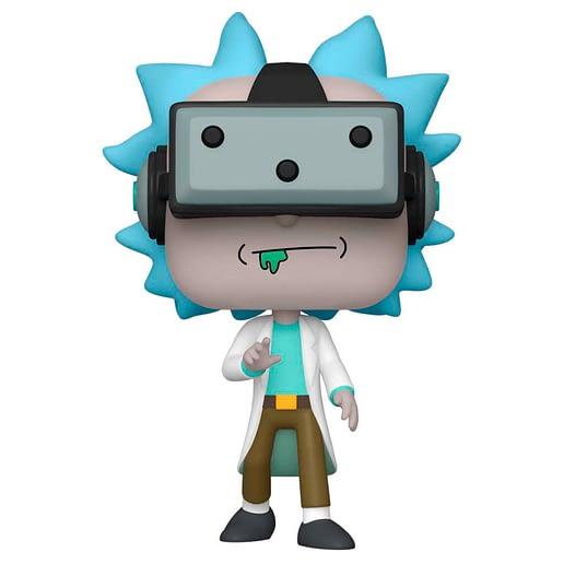 Funko Pop Rick and Morty Gamer Rick