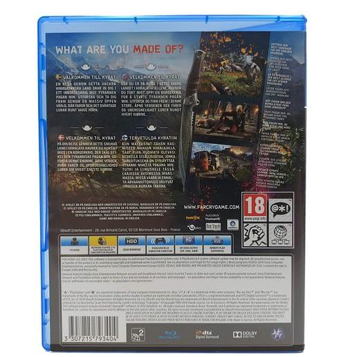 Far Cry 4 till Playstation 4