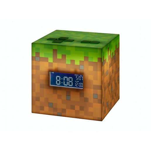 Minecraft Väckarklocka