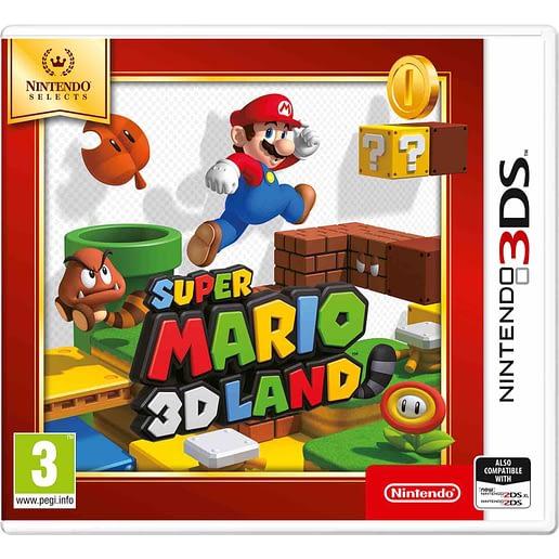 Super Mario 3D Land till Nintendo 3DS