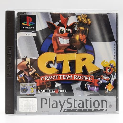 CTR Crash Team Racing till Playstation 1 PS1