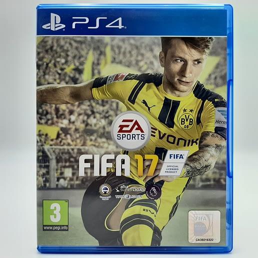 FIFA 17 till Playstation 4