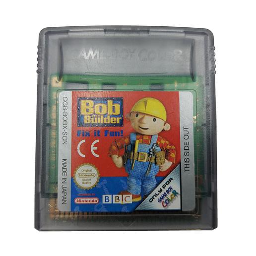 Bob the Builder till Nintendo Gameboy Color