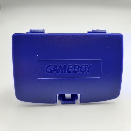 Batterilucka Grape Purple Gameboy Color