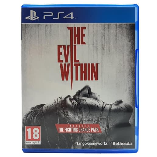 The Evil Within till Playstation 4