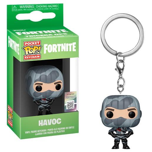 Pocket POP Fortnite Havoc Nyckelring
