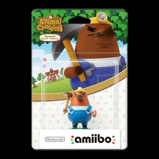 amiibo Animal Crossing Resetti