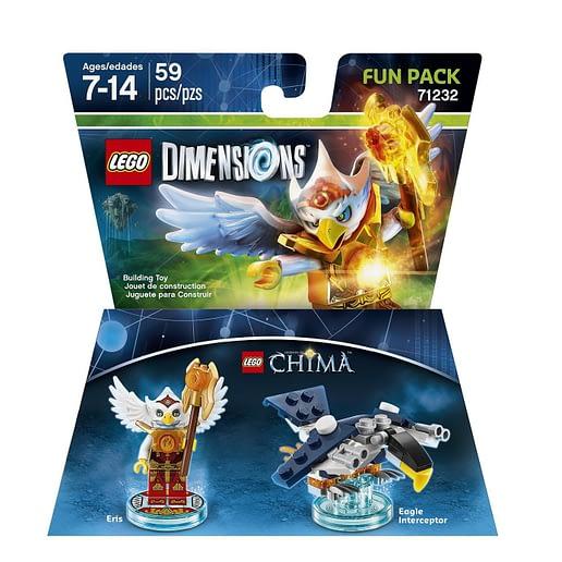 Eris 71232 Lego Dimensions Fun Pack
