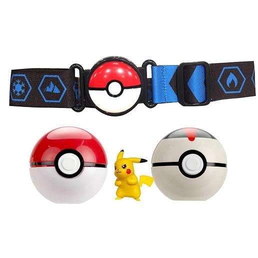 Pokemon Clip n Go Poke Ball Bälte